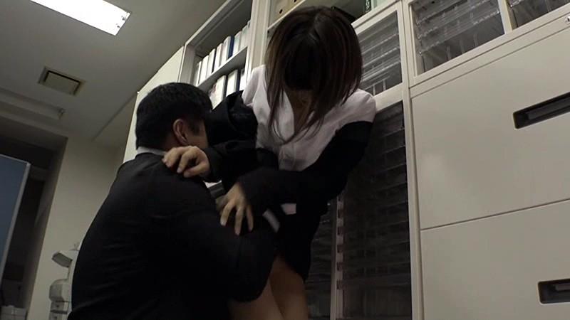 佐倉絆 職場強姦快楽に堕ちたOL妻 佐倉絆 背徳感あふれる不貞の日々サンプルイメージ1枚目