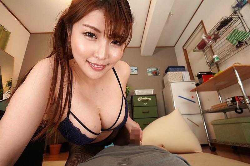 【VR】天井特化アングルVR!〜上京して格段に綺麗になった幼馴染のお姉さん〜 新村あかり13