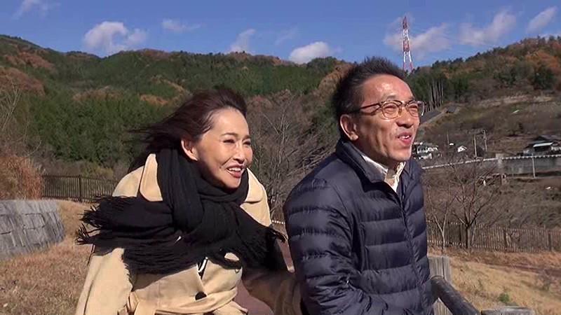 藤井小百合 還暦夫婦のフルムーン温泉旅行-1