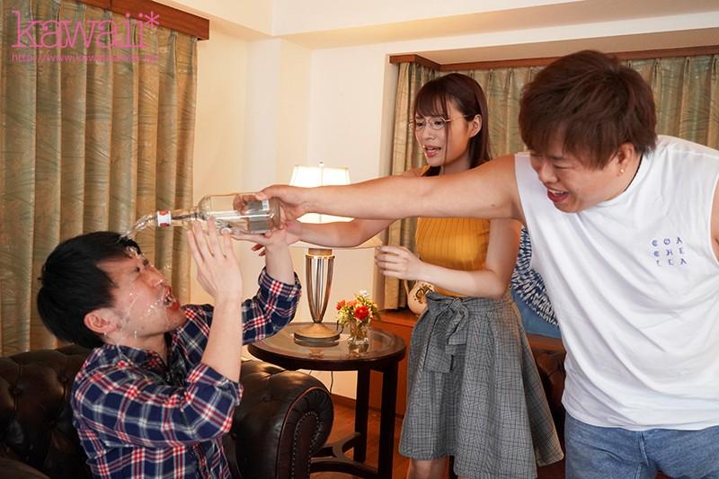 伊藤舞雪 美乳の彼女が巨漢センパイに圧迫固定で寝取られ中出しされた時の話ですサンプルイメージ3枚目