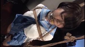 DID 誘拐・監禁・着衣緊縛・猿轡 拘束され絶望するヒロインたち3|無料エロ画像3