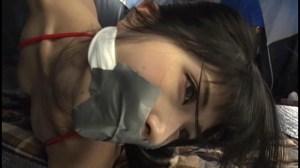 DID 誘拐・監禁・着衣緊縛・猿轡 拘束され絶望するヒロインたち5|無料エロ画像15