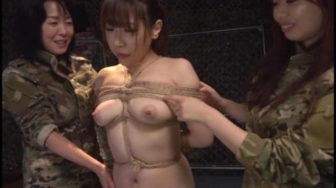 女工作員拷問崩壊 魔虐の肉牢ブートキャン...