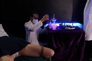 肉体の悪魔 〜残酷なる極天逝〜 Part1 貧乳腹筋敏感体質の美少女アスリート 吉良いろは 無料エロ画像3