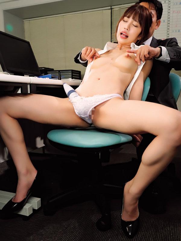 上司に乳首ハラスメントされ続け、早漏イクイク敏感体質に仕込まれた女子… のサンプル画像 7枚目
