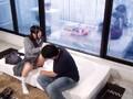 dvdms00074 [DVDMS-074] 一般男女モニタリングAV マジックミラーの向こうには再婚したての母親!女子校生の娘と新しいお父さんが2人っきりの密室で1発10万円の連続射精SEXに挑戦! 4 @の動画キャプチャサンプル 1 / 10