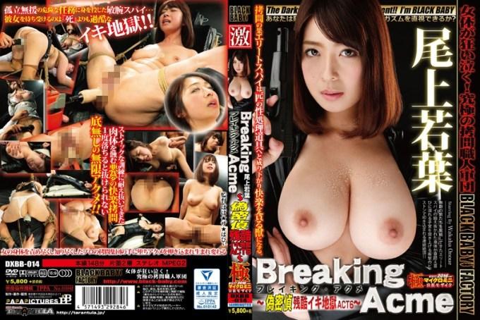 Breaking Acme〜偽密偵残酷イキ地獄 ACT6〜 尾上若葉