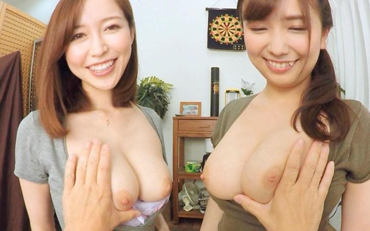 【VR】HQ高画質対応 ハイグレード美女のみ在籍!デリバリーピンクサロン 笹倉杏・篠田ゆう5
