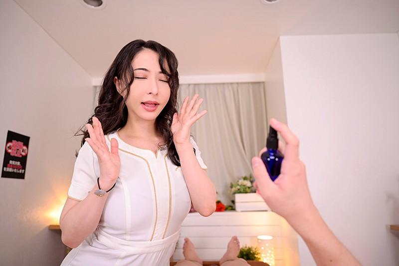 【VR】【本番禁止!お触り禁止!】の健全メンズエステ店でキメパコ! 馴染みの美巨乳エステ嬢とヤリたすぎて、おチ○ポのことしか考えられなくなるまで【媚薬】を使いまくった…バレちゃいけない内緒の中出しオイルエステサロン! 晶エリー2