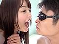 h_1416ad00364 [AD-364] 舌ベロプレイ ~唾垂らし顔舐め鼻フェラ手コキ攻め~ 宮沢ちはる @の動画キャプチャサンプル 7 / 18