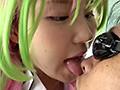 h_1416ad00399 [AD-399] 舌ベロプレイ ~顔舐め・唾垂らし・鼻フェラ攻め~ 水沢つぐみ @の動画キャプチャサンプル 8 / 10