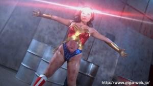 スーパーヒロインドミネーション地獄 鉄腕美女ダイナウーマン 水城りの|無料エロ画像10