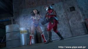 スーパーヒロインドミネーション地獄 鉄腕美女ダイナウーマン 水城りの|無料エロ画像11