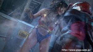 スーパーヒロインドミネーション地獄 鉄腕美女ダイナウーマン 水城りの|無料エロ画像12