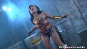 スーパーヒロインドミネーション地獄 鉄腕美女ダイナウーマン 水城りの|無料エロ画像13
