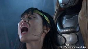 スーパーヒロインドミネーション地獄 鉄腕美女ダイナウーマン 水城りの|無料エロ画像14