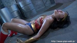 スーパーヒロインドミネーション地獄 鉄腕美女ダイナウーマン 水城りの|無料エロ画像17