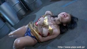 スーパーヒロインドミネーション地獄 鉄腕美女ダイナウーマン 水城りの|無料エロ画像18
