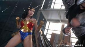 スーパーヒロインドミネーション地獄 鉄腕美女ダイナウーマン 水城りの|無料エロ画像2