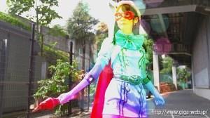 微乳ヒロイン 美少女仮面オーロラ 小谷みのり|無料エロ画像2