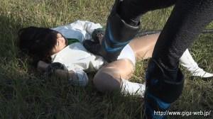 非変身ヒロイン チャージマーメイド 決戦!アナザーワールドの葵七海 北川りこ 無料エロ画像12