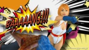 【G1】パワーレディ2 〜盗まれた愛液!ヒロイン近親交配計画! 野々宮みさと 無料エロ画像3