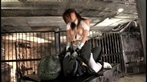 巨乳ヒロイン 巨乳特捜戦士パイナー|無料エロ画像20