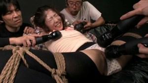 美少女ヒロイン凶悪拷問 快楽人形工房 天獄 Vol.4 無料エロ画像3
