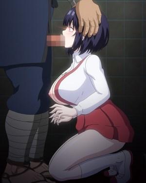 トイレの花子さんVS屈強退魔師〜悪堕ちマ○コに天誅ザーメン連続中出し… のサンプル画像 6枚目