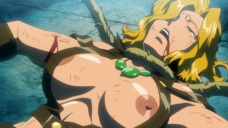 鋼鉄の魔女アンネローゼ 03 魔女の懲罰:Witchpunish1