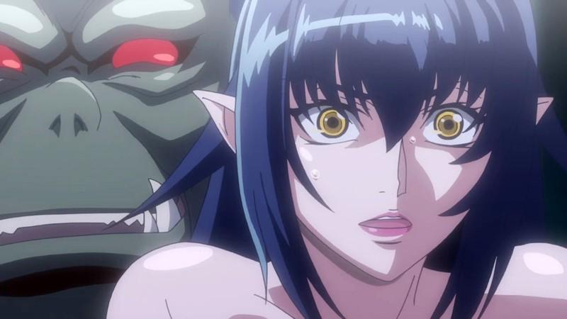 鋼鉄の魔女アンネローゼ 04 魔女の墜落:Witchbad14