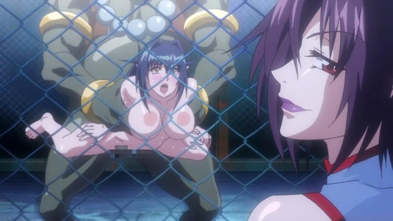 鋼鉄の魔女アンネローゼ 04 魔女の墜落:Witchbad16