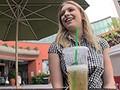 ロスでナンパした金髪女子大生がスウェーデンからの留学生で高身長スタイル抜群&めちゃくちゃエロい最高の女だった ジゼル(20歳)