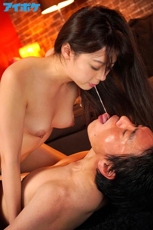岬ななみ 癒しの美少女と交わすヨダレだらだらツバだくだく濃厚な接吻とセックスサンプルイメージ12枚目