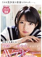 ipx00261 他校でも噂になった埼玉県K市にある学校一の美少女 渚みつきAVデビュー