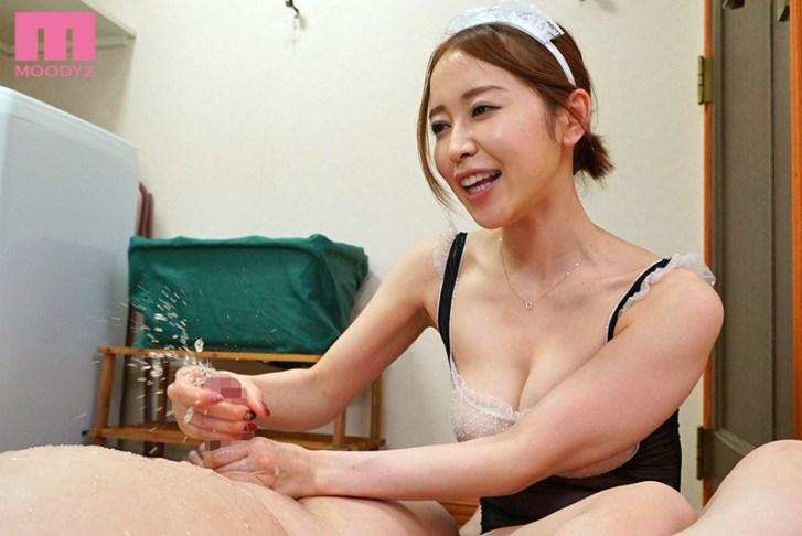 性に無関心な姉にメイド服を着せたら発情痴女化!!ドピュドピュ連続射精させられたボク 篠田ゆう5