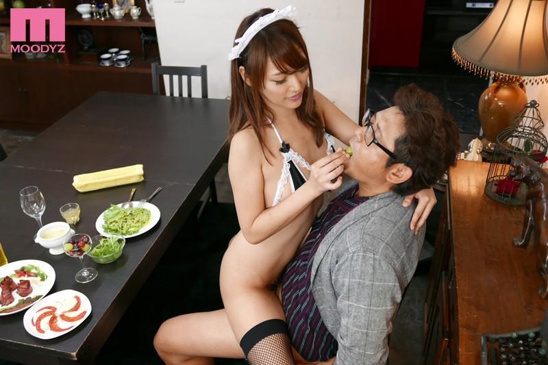 若菜奈央 ずっとハメっぱなし高級ご奉仕メイドサンプルイメージ6枚目