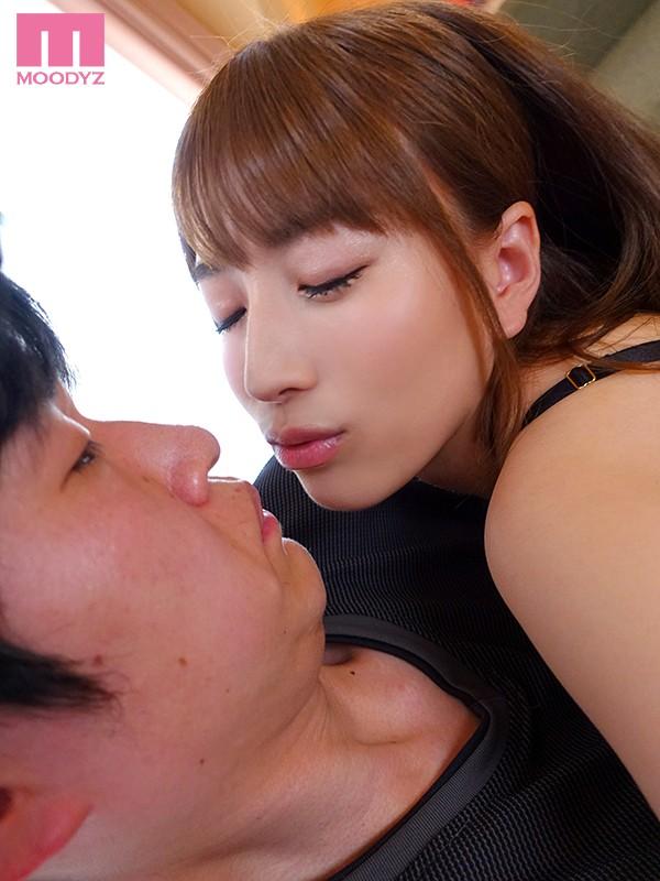 初川みなみ ず~っと超密着キス我慢焦らし痴女お姉さんサンプルイメージ3枚目