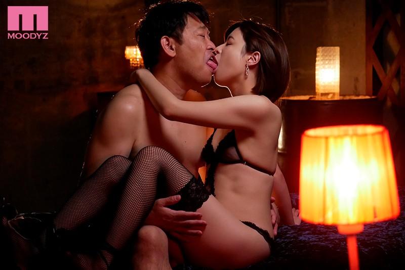 二宮ひかり 舌と唇で感じあう濃密ベロキスづくしサンプルイメージ10枚目