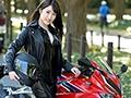 バイクと男に跨ることが大好き!ただSEXが好きで好奇心で応募してきた 超スケベな馬乗りライダー SEXの逸材AVデビュー!! 麻宮わかな