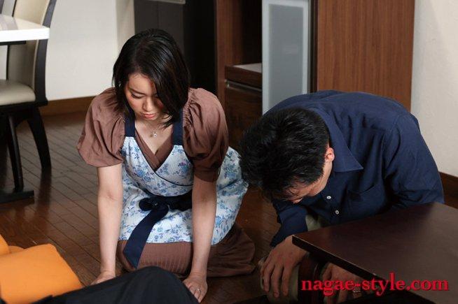 あなたの嫌うあの人と・・ ~あのひどい上司に愛する妻が舐め堕とされた~ 平井栞奈