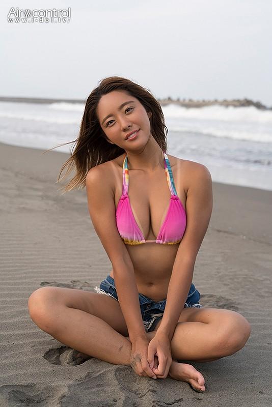 1st Impact かいらの日焼け跡