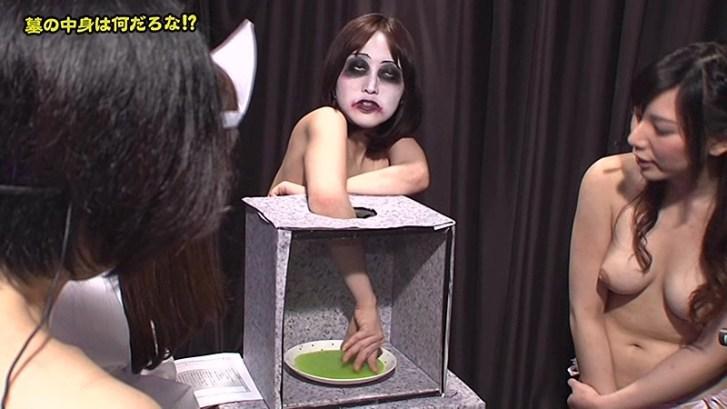 真夜中の脱衣怪談LIVE完全版〜悲鳴をあげた女の子に恐怖のお仕置き15