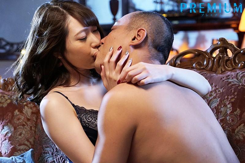新井優香 綺麗なお姉様と濃厚親父の接吻交尾サンプルイメージ2枚目