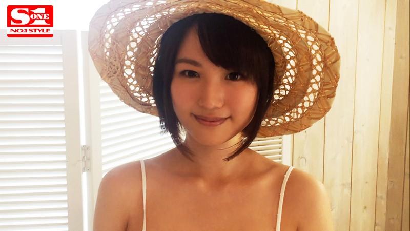 夏川あかり S1×アイポケW専属大型新人!新人NO.1 STYLE AVデビューサンプルイメージ1枚目