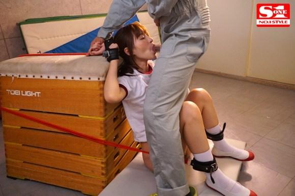 天使もえ 完全拘束されて抵抗できないどM女子校生をひたすらイカせる拘束調教セックスサンプルイメージ2枚目