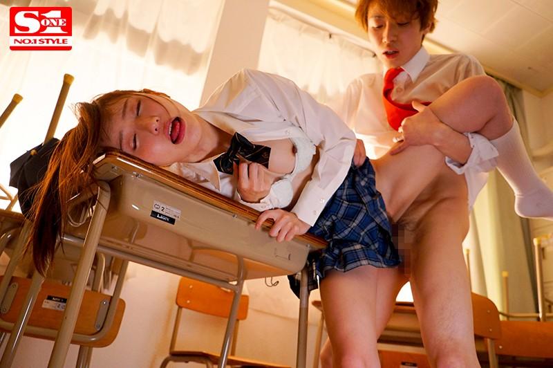 天使もえ クールで無愛想な生徒会長の放課後ツンデレ不純性行為サンプルイメージ8枚目