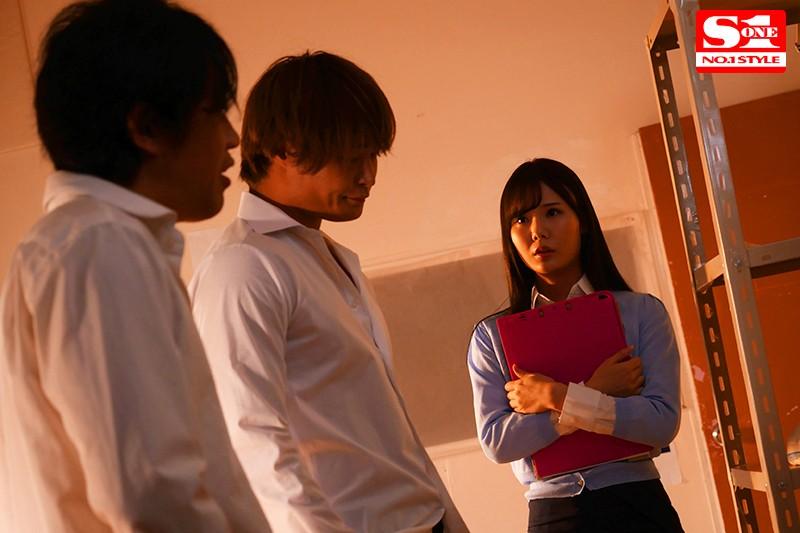 坂道みる 犯された新任女教師 恋人の目の前で生徒に犯されたわたしサンプルイメージ2枚目