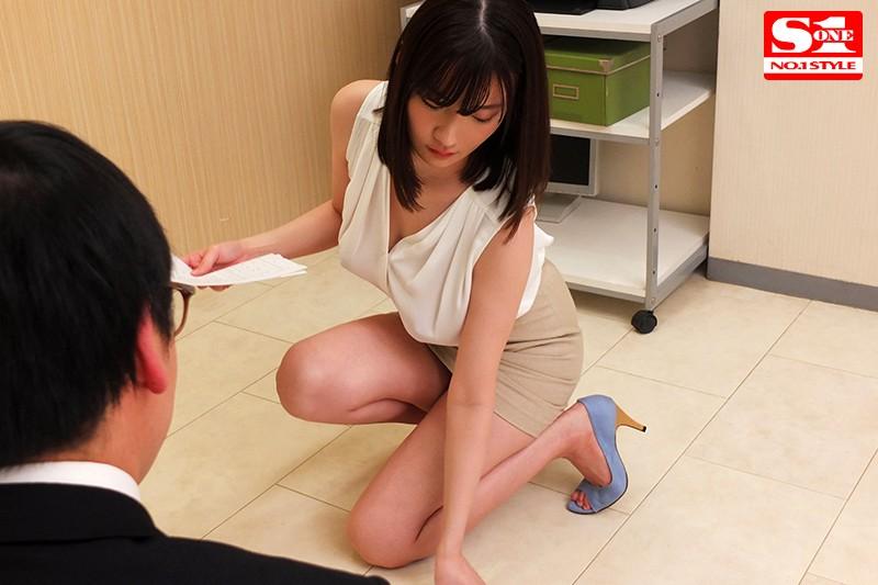 筧ジュン 常にノーブラ透けおっぱいで誘惑する【完全着衣】Jカップお姉さんサンプルイメージ7枚目