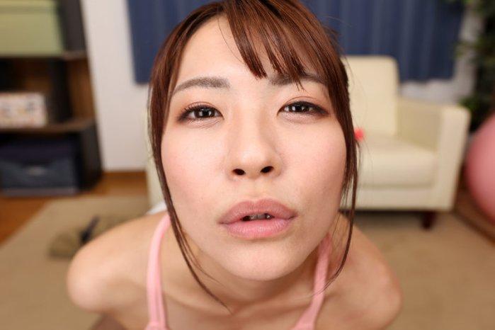 【VR】天井特化アングルVR~僕の彼女は天使の笑顔で元気をくれる存在… のサンプル画像 8枚目